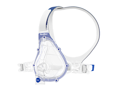 AcuCare-F1-1-hospital-non-vented-full-face-mask-with-AAV-ResMed