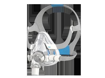 AirFit-F20-kompakt-full ansiktsmaske-for-respiratorisk-terapi-ResMed-