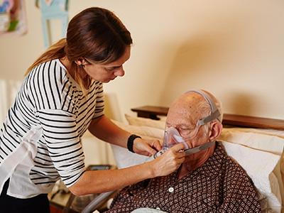 COPD-pasient-hjemme-niv-ventilasjon-resmed