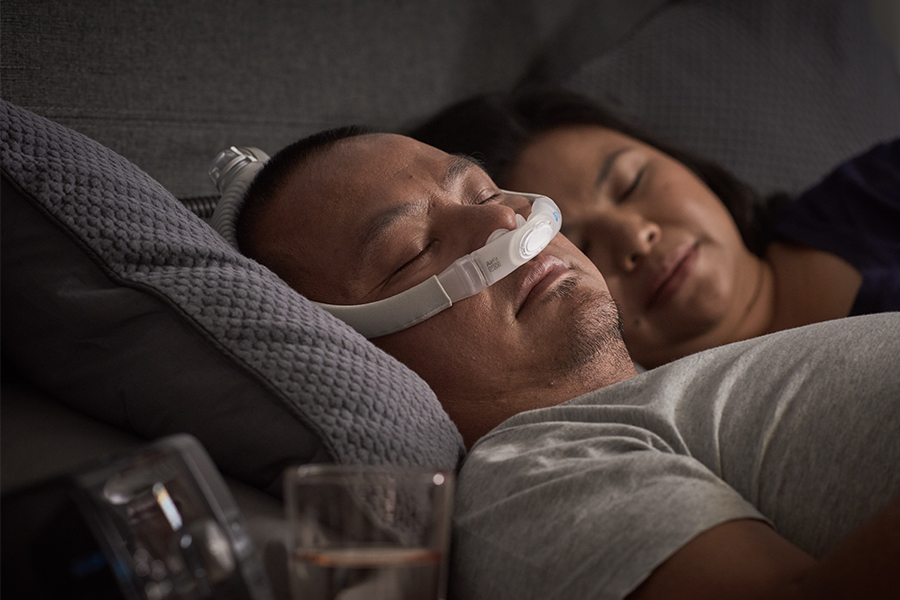 nese-puter-maske-søvn-alle-stilling-ResMed--AirFit-P30i