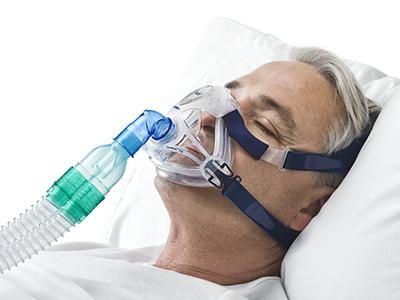 ikke-ventilert-maske-non-invasiv-puste-terapi-ResMed-