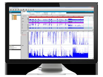 ResScan programvare for behandling av pasientbehandling ResMed