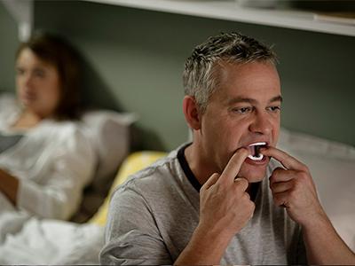 behandling av snorking -400x300